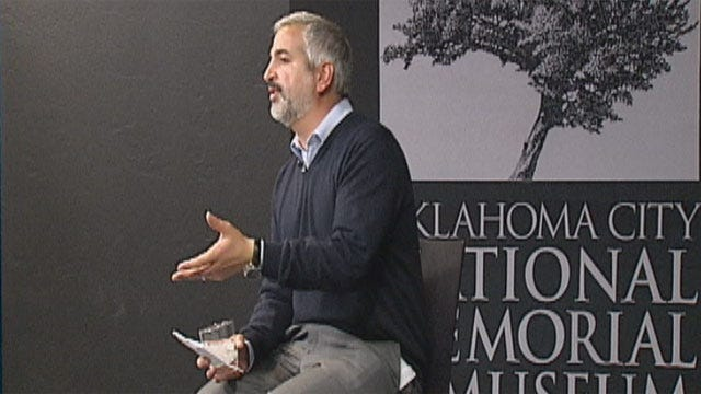 Oklahoma Native, NY Times Journalist Shares Story At Memorial Museum