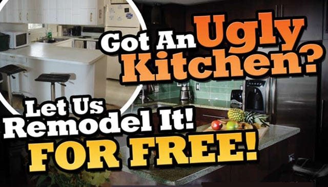 Cable TV Show Looks For OKC Ugly Kitchens And Eager Homeowners