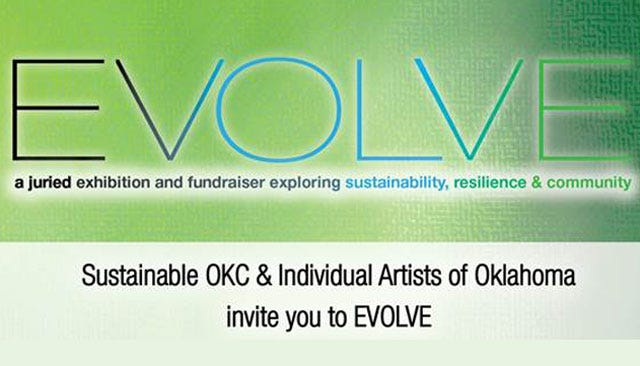 Oklahoma City Art Show And Food Challenge To Focus On Sustainability