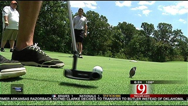 OSU Football Hosts Annual Golf Day