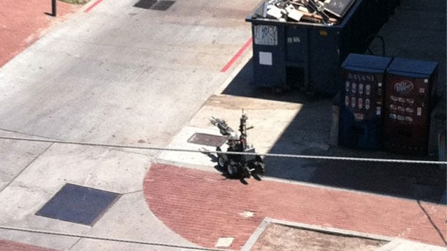 Suspicious Package Found In OKC Could Be Haunted Warehouse Prop