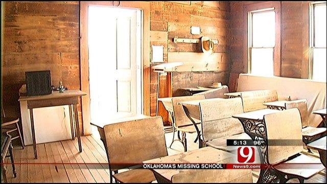 Secret School Preserved In Chickasha