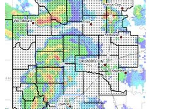 Severe Storm Watch Alert Issued For Parts of Oklahoma