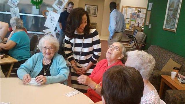 Road Trip Oklahoma Visits Mustang's Senior Citizens Center