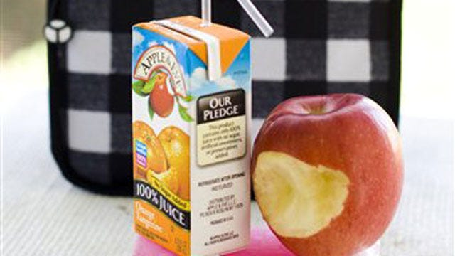Oklahoma State Health Officials Offer Tips On Packing A Safe School Lunch