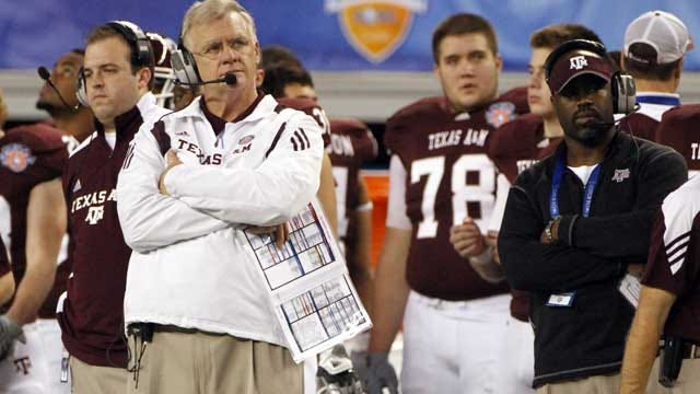SEC Decides Not To Admit Texas A&M
