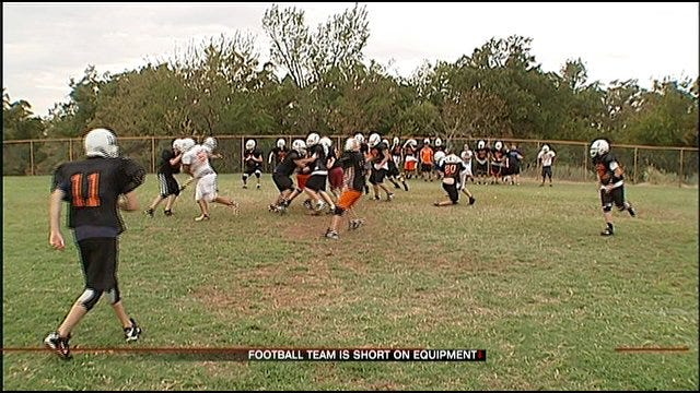 Cash-Strapped Wellston Seeks Football Equipment For Burgeoning Team