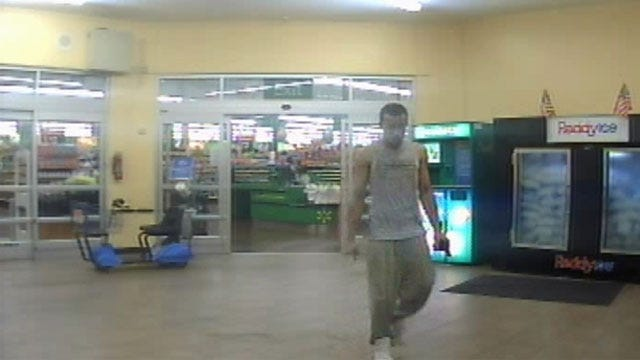 OKC Police Look For Man Who Could Shed Light On Robbery