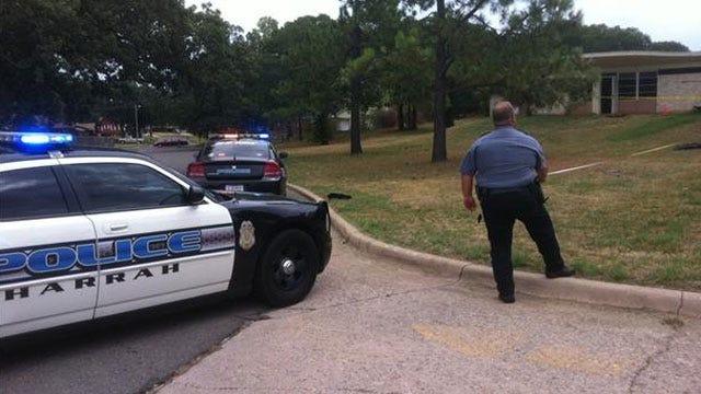 UPDATE: Police Identify Driver Who Slammed Car Into Harrah School