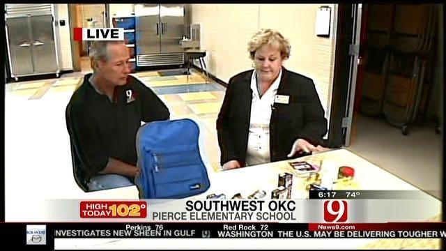 OKC Principal Praises Food For Kids Program