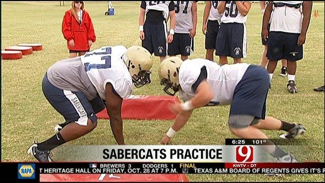 Preseason Blitz: Southmoore Sabercats