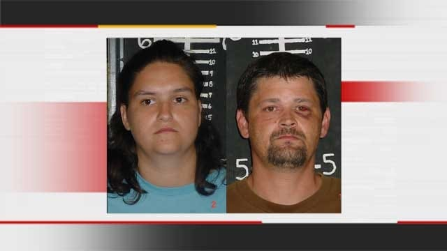 Woodward Couple Charged With Felony Child Abuse