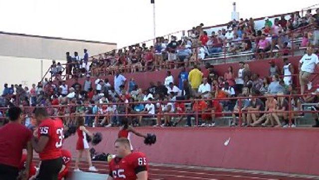 Del City Hosts Three-Team Scrimmage