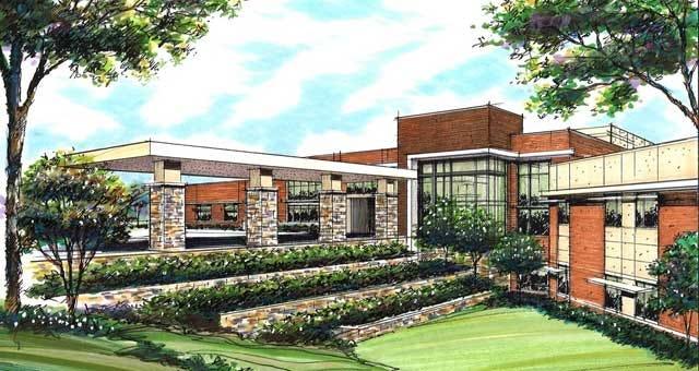 Mercy Breaks Ground On New Rehabilitation Hospital In OKC