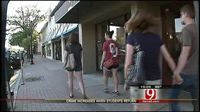 Norman Police See Increase In Alcohol Violations As Freshmen Arrive
