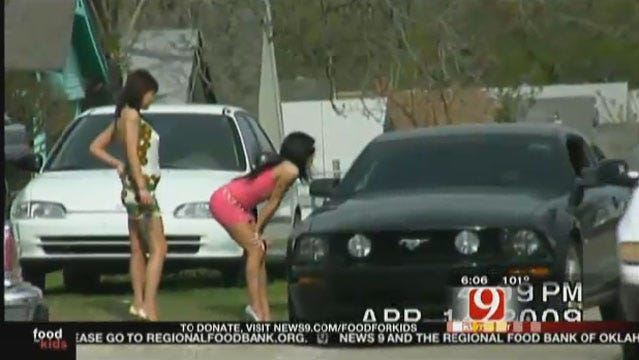 OKC Prostitution Ring Bust Brings Attention To Human Trafficking