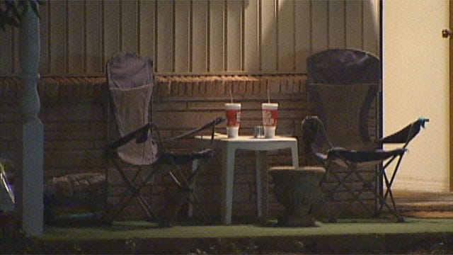 Del City Couple Assaulted On Front Porch