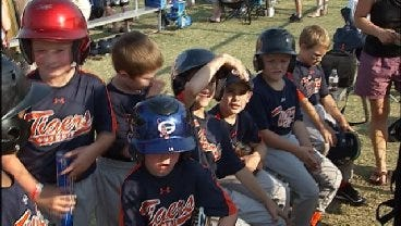 Little Blitzers: The Guthrie Tigers