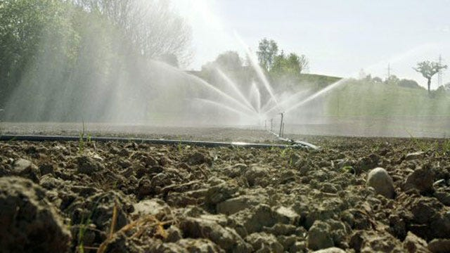 OKC Continues Mandatory Odd/Even Watering Program Due To High Water Demand