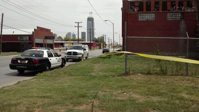 Homeless Man Found Dead Near Downtown OKC