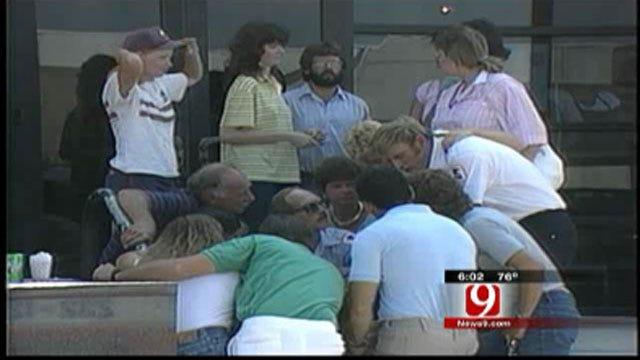 Saturday Marks 25th Anniversary Of Edmond Post Office Massacre