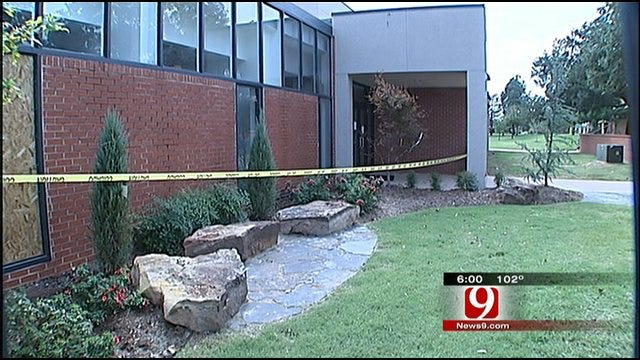 Vandal Targets Several Buildings At Oklahoma Christian University
