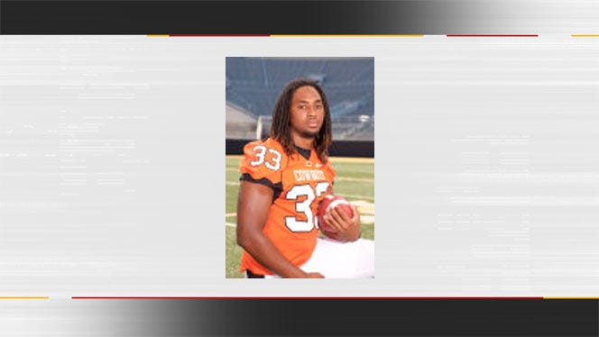 Former OSU Football Player Charged With Drug Possession