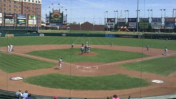 RedHawks Beat Cubs With One-Hitter