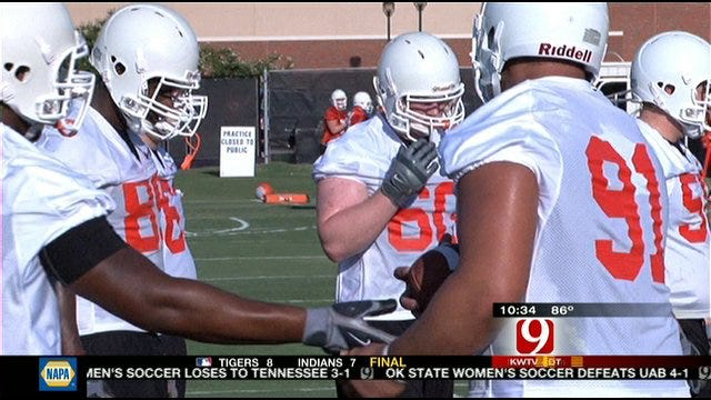 OSU Addressing Questions On Both Sides Of Ball