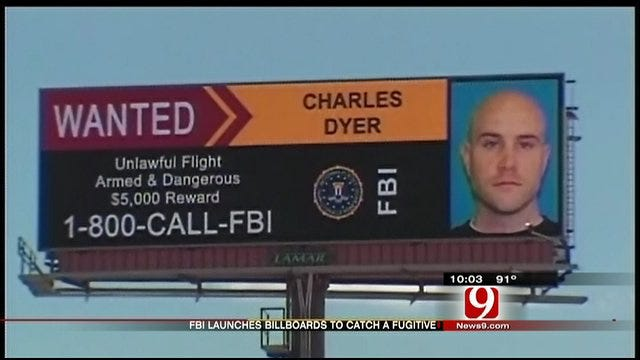 Digital Billboards Launched Nationwide To Catch Duncan Fugitive