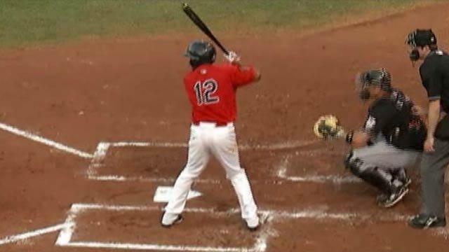 RedHawks Drop High-Scoring Game Against Cubs
