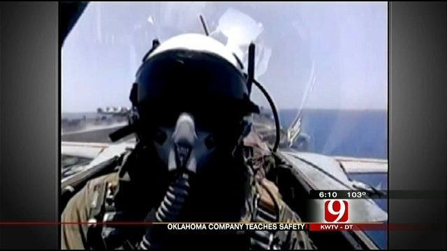 Tulsan Brings Military Experience to 'Check Six' Success