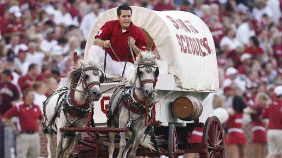 ESPN Announces Details For OU-FSU