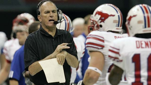 SMU Announces Desire To Join Big 12
