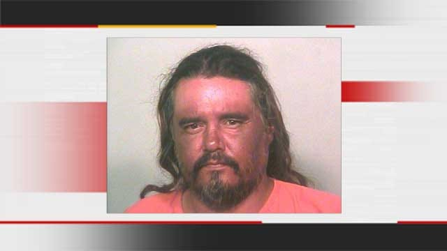 Man Charged With Murder In OKC Homeless Man's Death