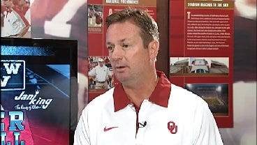 One-On-One: Bob Stoops