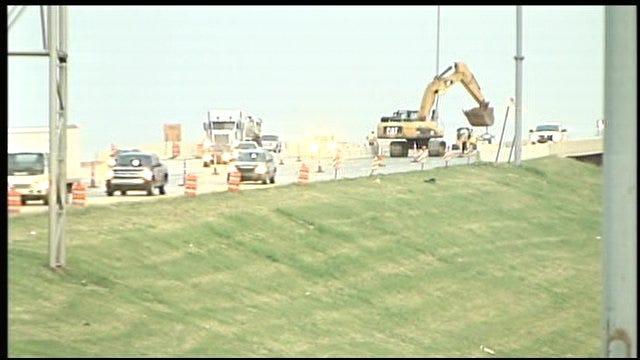 Major I-40 Crosstown Construction Begins