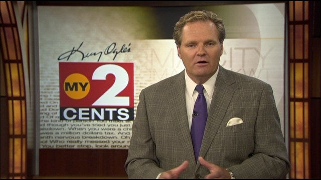 My 2 Cents: News Reporters Covering Hurricane In Extreme Situations