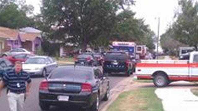 OKC Man Arrested Following Fight With Police And Manhunt