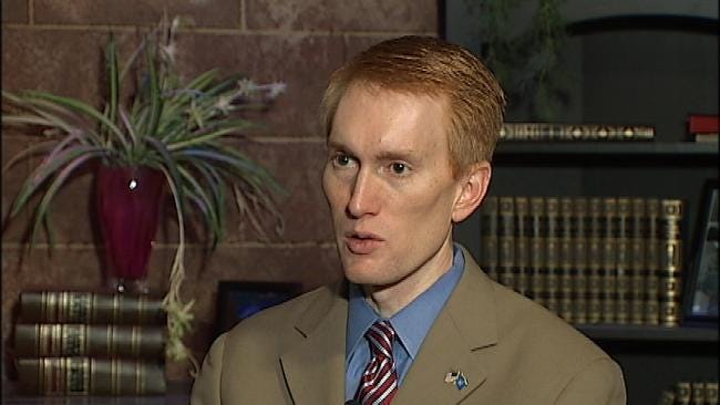 Lankford Fired Up Over Federal Program