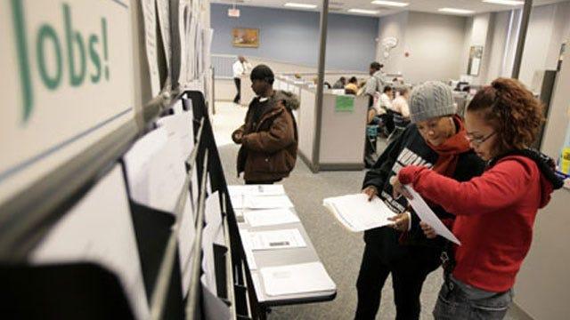 Latimer County Tops Oklahoma Unemployment List
