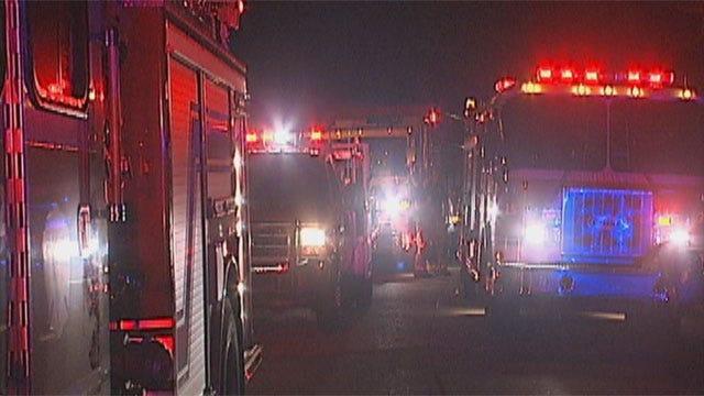 Neighbor Spots Fire, Helps Save OKC Home