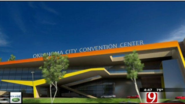 OKC Council Approves Budget For Downtown Convention Center