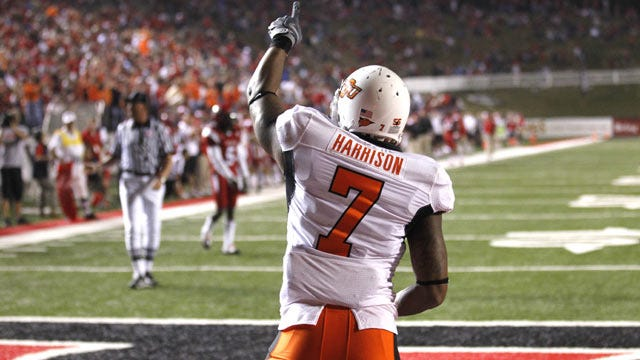 OSU's Harrison Will Play In Opener