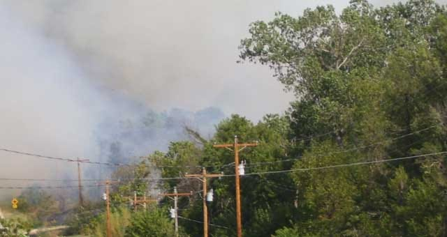 Fire In Midwest City Halts Some School Buses, Children Safe