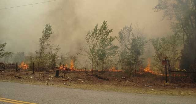 Oklahoma Agency Offers Information On Preventing Wildfires