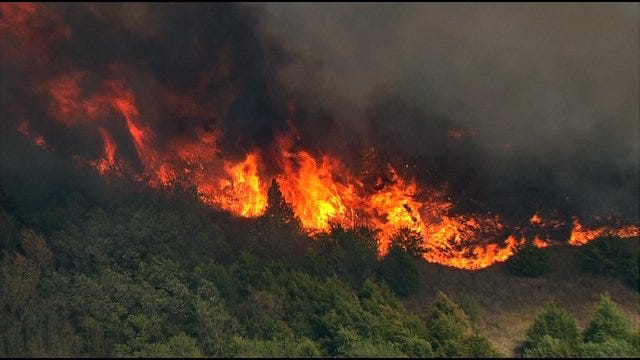 Preparing For Wildfires, Other Disasters