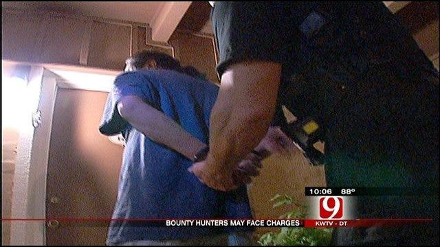 Oklahoma Lawmaker Urges House To Hear Bounty Hunter Bill