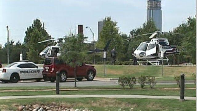 Two Teenagers Injured In Grain Elevator Near Enid