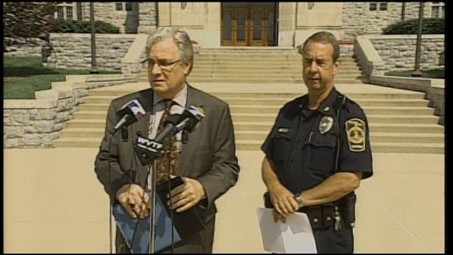 UPDATE: VA. Tech Lifts Campus Alert After Report Of Gunman